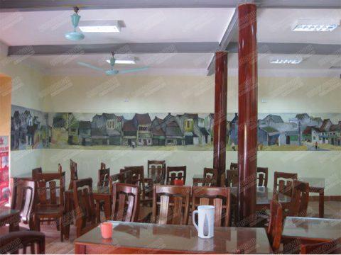 Quán Cafe số 44 Đường Đào Duy Từ – phố cổ Hà Nội