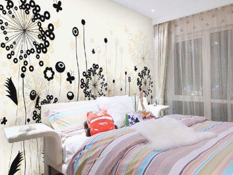 Vẽ tranh tường phòng ngủ theo 12 con giáp giá rẻ nhất tại Hà Nội