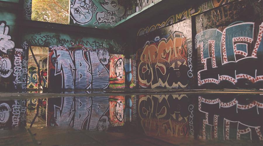 Nghệ thuật vẽ tranh tường đường phố đẹp nhất hiện nay