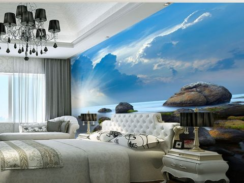 Dịch vụ vẽ tranh tường phòng ngủ đẹp, giá rẻ, chất lượng tốt nhất tại Hà Nội